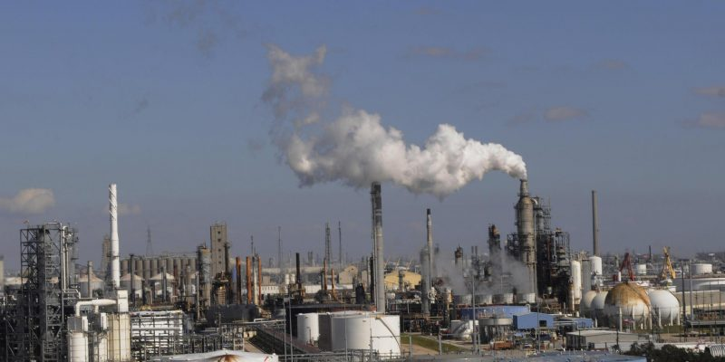 Saudi Company to Build World's Largest Plastic Plant on Texas Coast with $1B Tax Write-Off