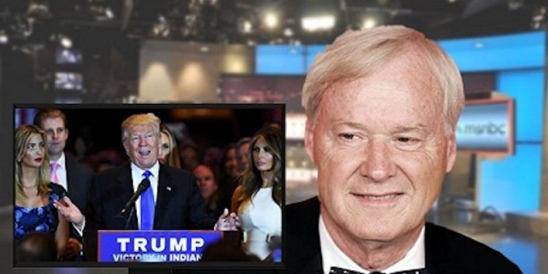 Perv Chris Matthews on Melania Trump [videos]