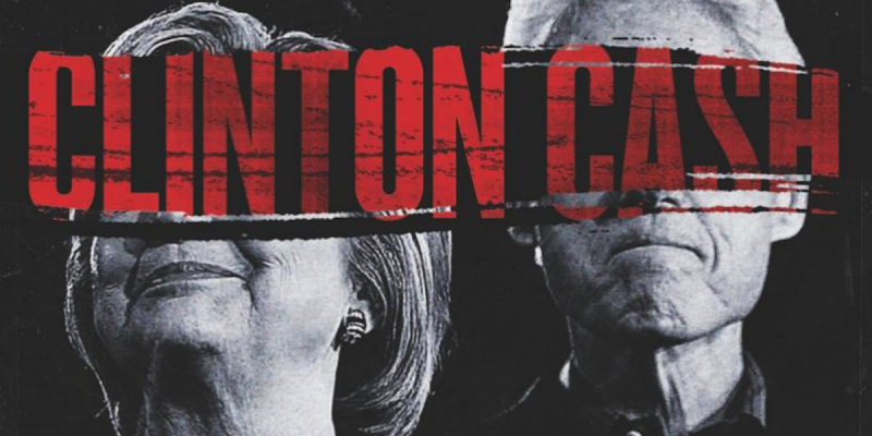 Best Book For Christmas: CLINTON CASH Exposes Ongoing Global Clinton Corruption [video]