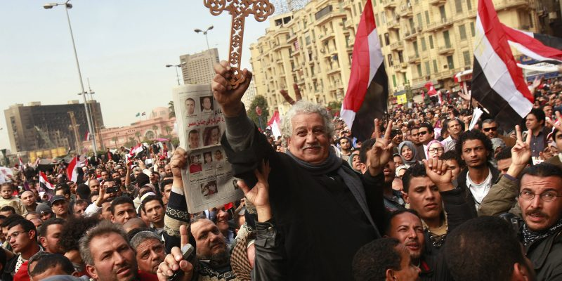 ISIS Calls on Egyptian Muslims to Kill Their Christians Neighbors this Christmas