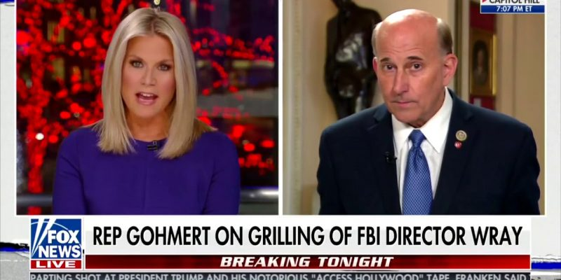 Texas Rep. Gohmert: Obama FISA Warrant Just As Corrupt as J. Edgar Hoover Wiretapping MLK