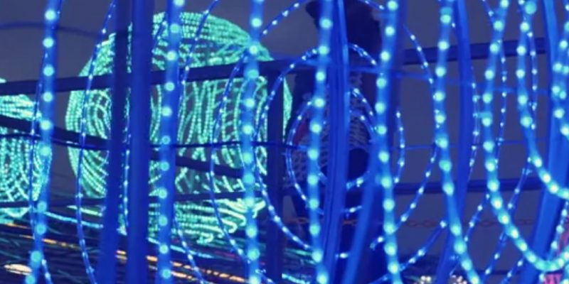 Magical Winter Lights in Houston & Dallas Open on Christmas, New Year's Day, Through Jan. 2