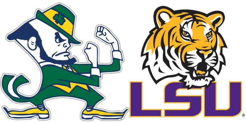 LSU Is Going To The Citrus Bowl, But Not To Face Michigan State…