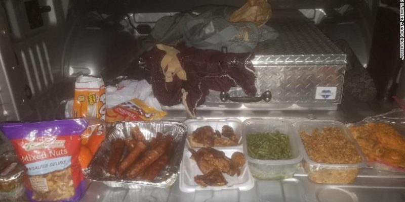 Escaped Texas Inmate Caught Returning to Prison with Homemade Food, Beer