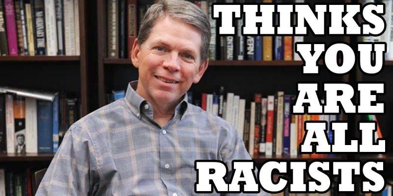 """Bob Mann's Latest """"Everybody Is Racist"""" Fail"""
