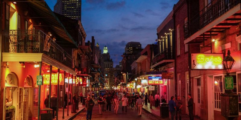 With Five Strip Clubs Shuttered, Is Landrieu Trying to Sanitize Bourbon Street?