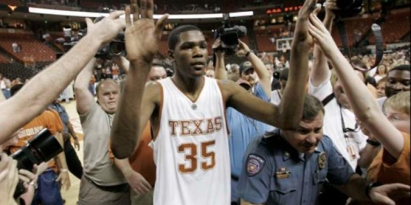 Star Basketball Player Kevin Durant Donates $3 Million to UT