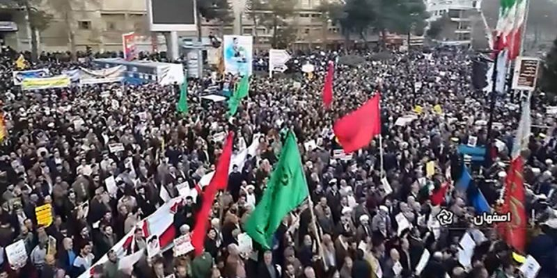 Yes, The Protests In Iran Have The Look Of A Full-On Revolution In The Works