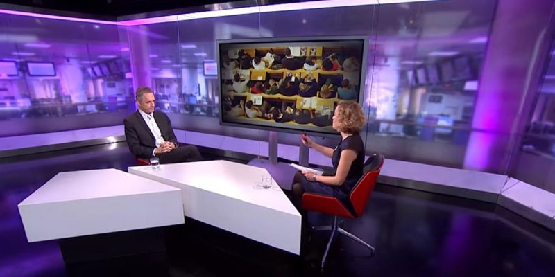 We Should Talk About This Jordan Peterson-Cathy Newman Interview