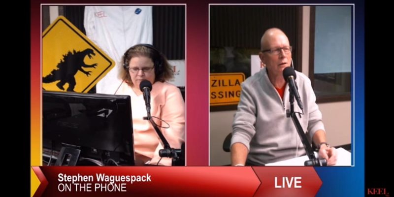 "AUDIO: LABI's Stephen Waguespack Calls JBE's Budget ""An Embarrassment"""