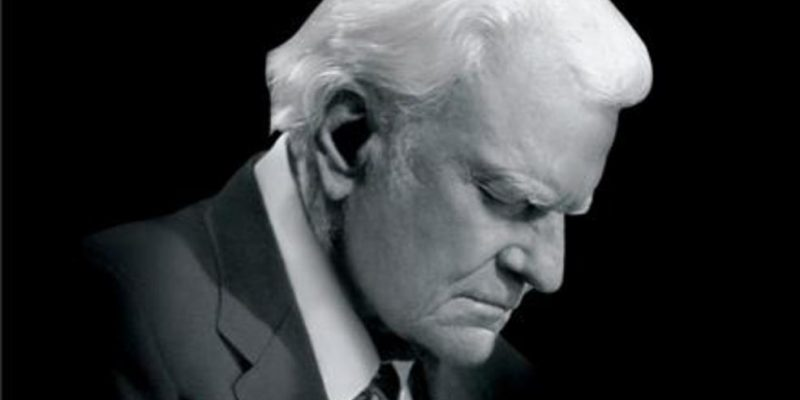 Billy Graham's Last Public Message Before He Died [video]