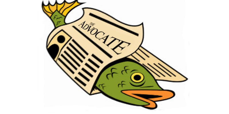 SADOW: The Advocate's Bias Shows Through In Its Legislative Coverage