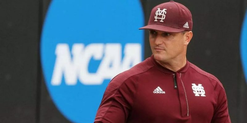 It Looks Like Andy Cannizaro Just Got Fired As Mississippi State's Baseball Coach