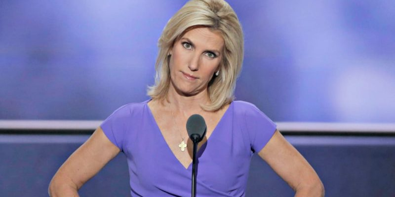 Laura Ingraham Ran JBE Out Of The LABI Annual Meeting Today…
