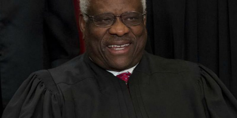 Clarence Thomas on SCOTUS: His Colleagues Love to Support Abortion but not the Second Amendment