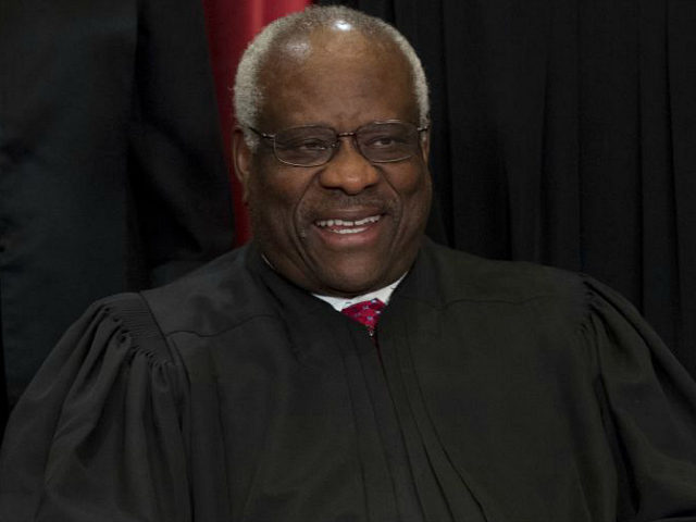 ALEXANDER: Amazon Cancels Justice Clarence Thomas Off Its Platform