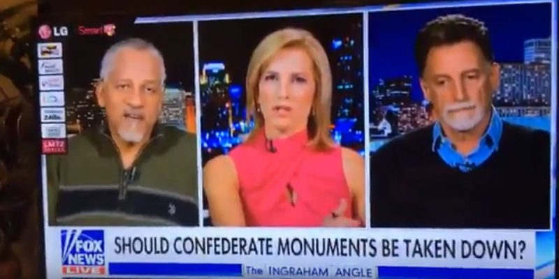 VIDEO: Malcolm Suber Went On Laura Ingraham's Show Last Night, And Didn't Do Very Well