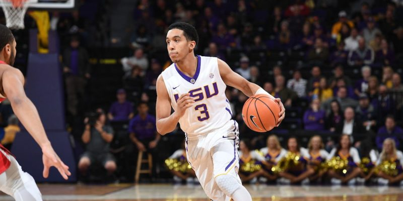 VIDEO: We Can't Let The Week End Without Talking About LSU Basketball…