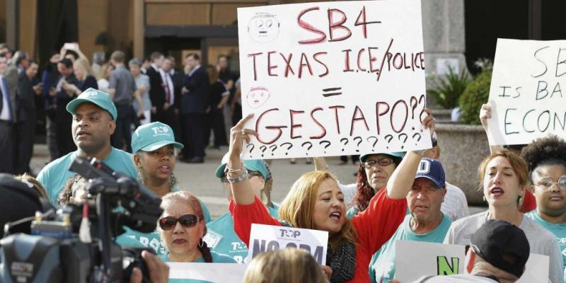 Federal Appeals Court Upholds Texas Ban on Sanctuary Cities