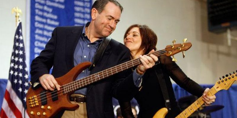 Gov. Huckabee Left Country Music Association Because of Gay Mafia 'Intolerance'