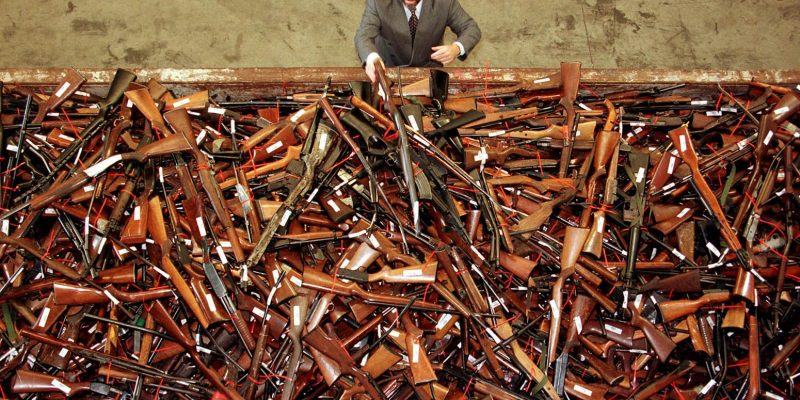 Did Australia's Gun Control Program Work?