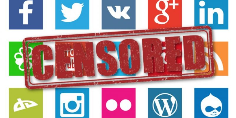 Want to know which companies are censoring you online? Here's a list.