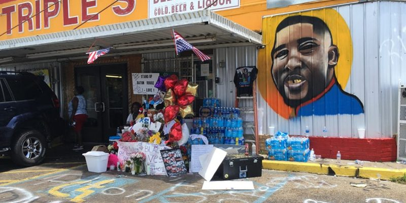 Read The Attorney General's Report On The Alton Sterling Incident Here