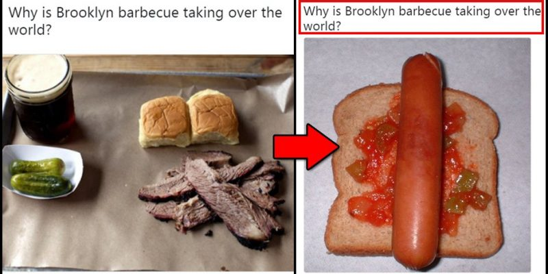 Ted Cruz Tweet on Bogus Brooklyn Barbecue Sums up Thousands of Replies from Barbecue Belt