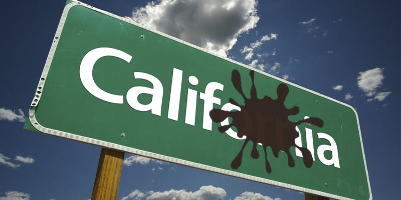 CROUERE: California's State Of Disgrace
