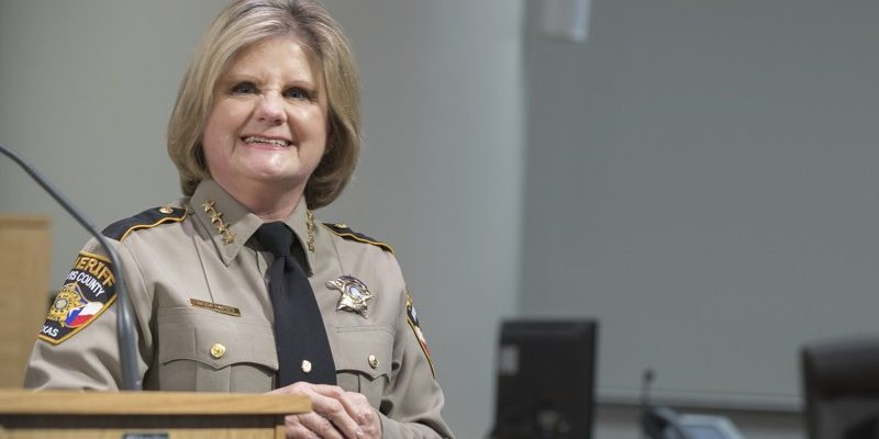 Travis County sheriff puts lives of illegals before her own deputies