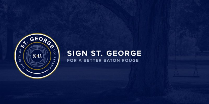 (REPOST) MATHIS: St. George Is Leaving