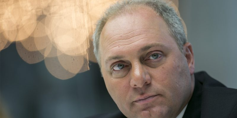 "Scalise As House Speaker? ""I Wouldn't Rule It Out."""