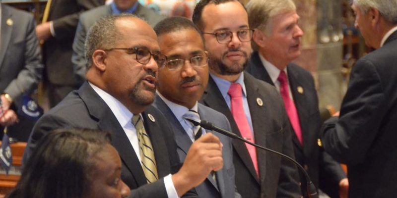 The Louisiana Legislative Black Caucus Is Into Gun-Grabbing In This Year's Legislative Session