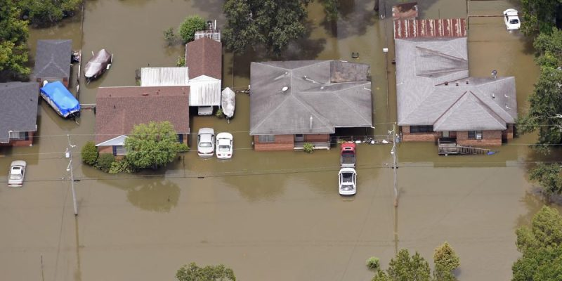 Louisiana receives $1.2B in HUD flood disaster recovery grants