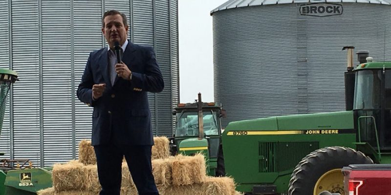 Cruz Kicks Off 'Tough as Texas' Campaign