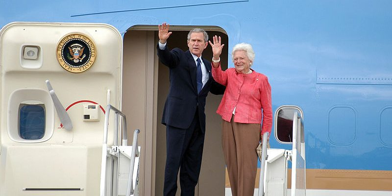 Houston Mourns Barbara Bush, Revered Matriarch