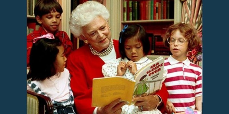 "Remembering the ""kind"" Barbara Bush's love for Planned Parenthood [video]"
