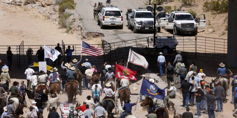 4 Years Ago, The US Narrowly Avoided An Armed Rebellion in Nevada Arising From The Bundy Standoff