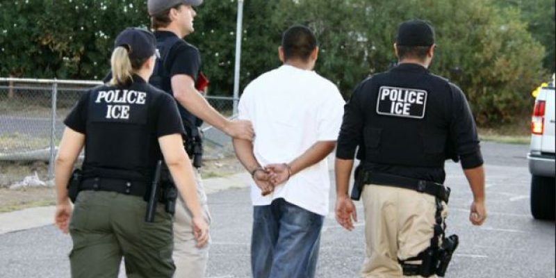Assaults On ICE Agents Reach New Decade High
