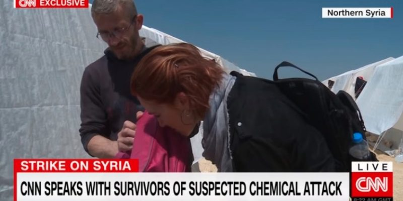 More proof about bogus chemical weapons claim [video]