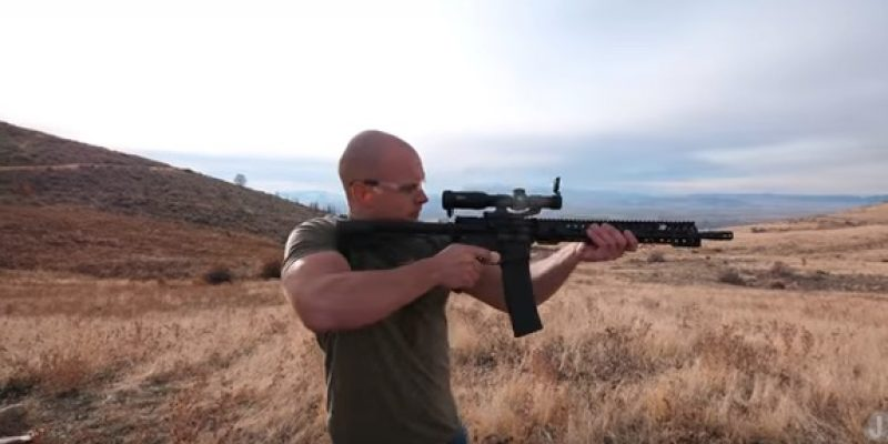 Could Regulating Bump Stocks Turn Gun Owners into Felons? [video]