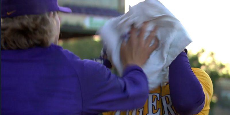 VIDEO: Daniel Cabrera Gets Creamed