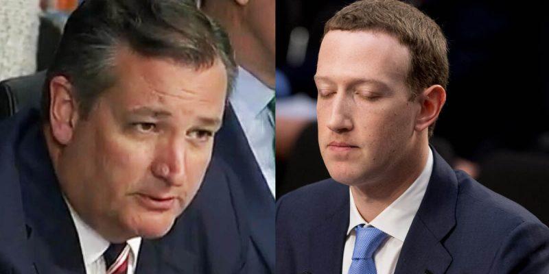 VIDEO: Cruz Grills Facebook's Zuckerberg On Whether Facebook Is A Neutral Platform
