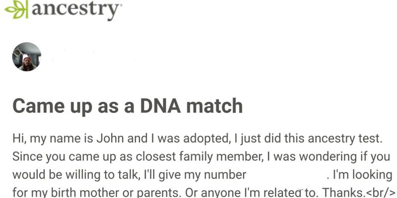 REPOST: I Found My Long-Lost Brother Using Ancestry DNA Less Than 1 Year After Our Mom Died