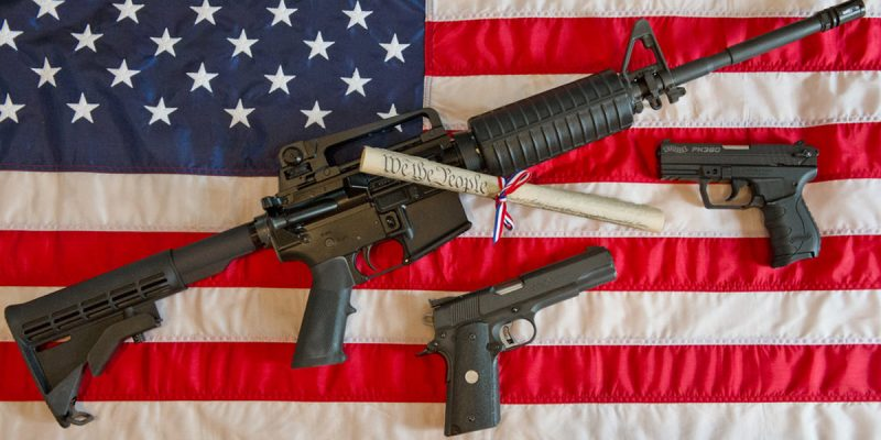 HOWERTON: Here's How You Take The Fight To The Gun-Grabbers