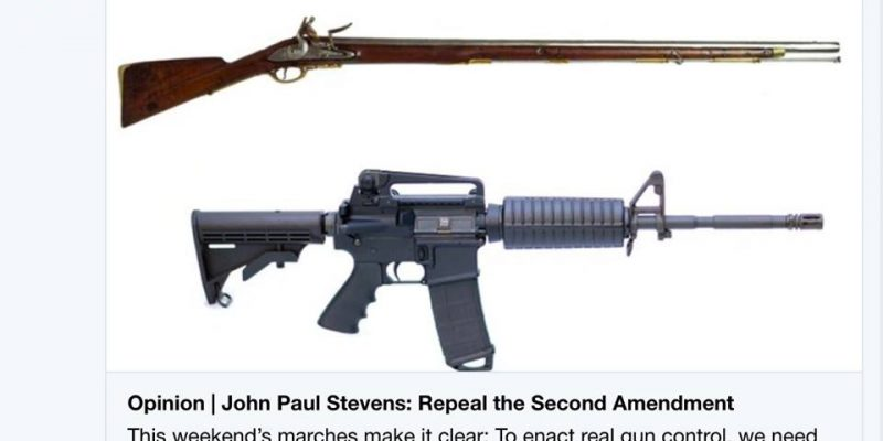 GRANTHAM: Why Does The Left Want To Repeal The Second Amendment?