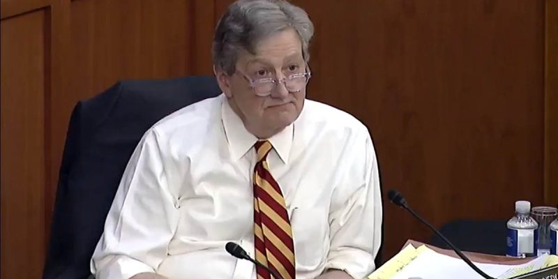 VIDEO: Kennedy's Questioning Of Zuckerberg Was A Low Point In His Senate Tenure