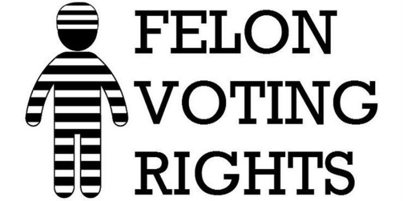 FL Gov. Appeals Federal Judge's Order to Restore Felon Voting Rights