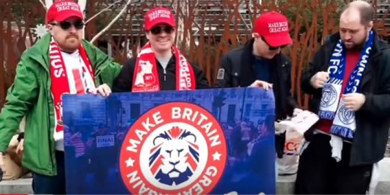 30,000 Britons March for Donald Trump [video]