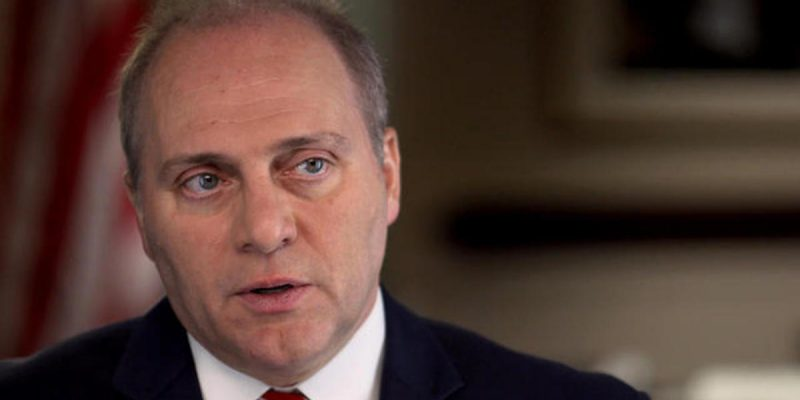 Steve Scalise's Time Has Now Come